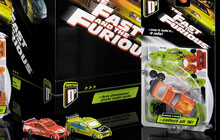 Fast and the Furious D3 Packaging