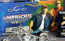 Orange County Choppers Trading Cards