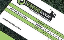 golf identity branding solution