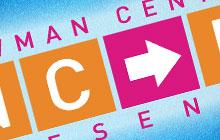 Newman Center Presents Logo Design