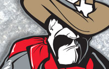 San Angelo Saints Hockey Logo