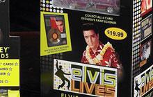 Elvis Presley Trading Cards