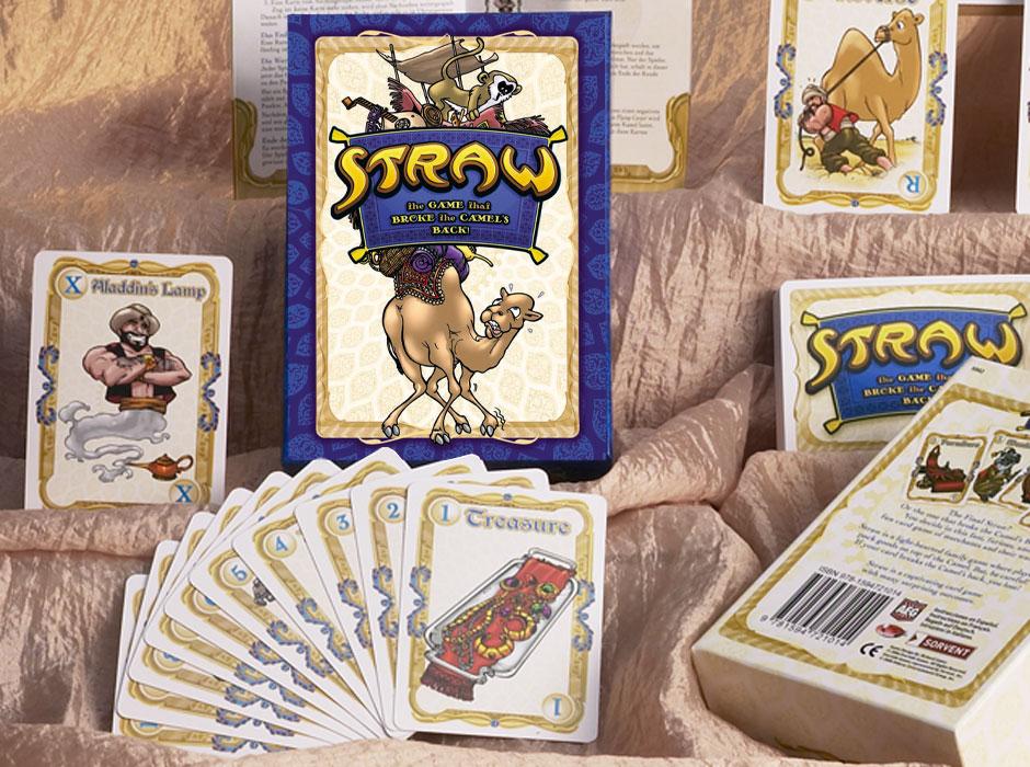 Straw Cards